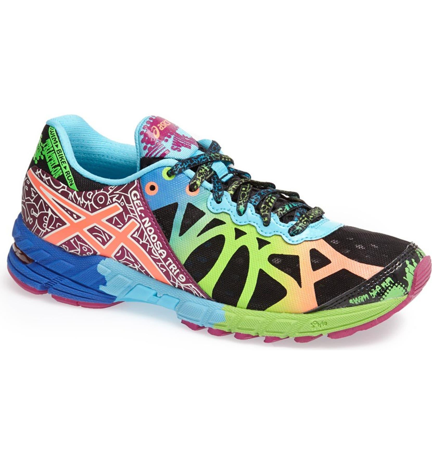 buy online 9f5bf e0330 ASICS®  GEL Noosa Tri 9  Tri Running Shoe (Women)   Nordstrom