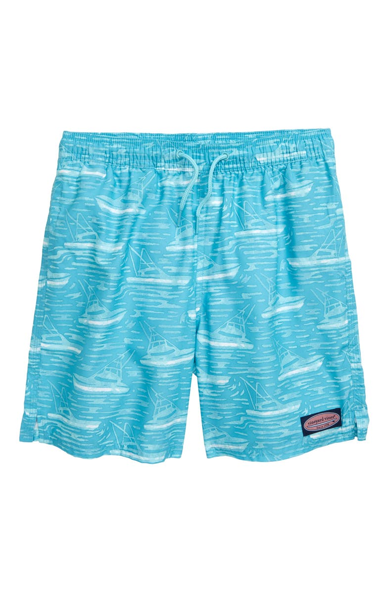 Vineyard Vines Summer Sailing Chappy Swim Trunks Big Boys