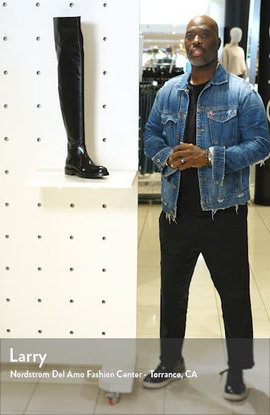 Lennard Thigh High Boot, sales video thumbnail