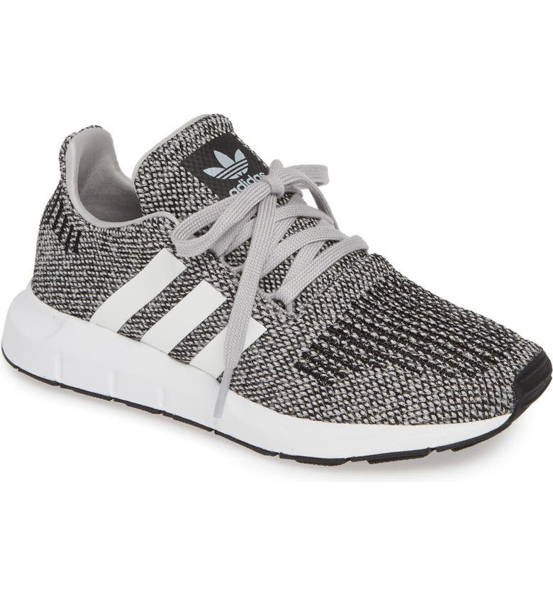 ADIDAS Swift Run Sneaker, Main, color, GREY/ WHITE