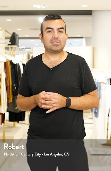 Sequin Knot Satin Party Dress, sales video thumbnail