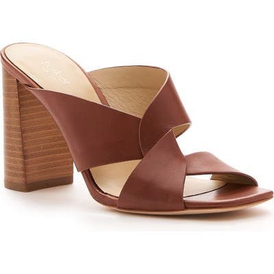 Botkier Raven Slide Sandal- Brown