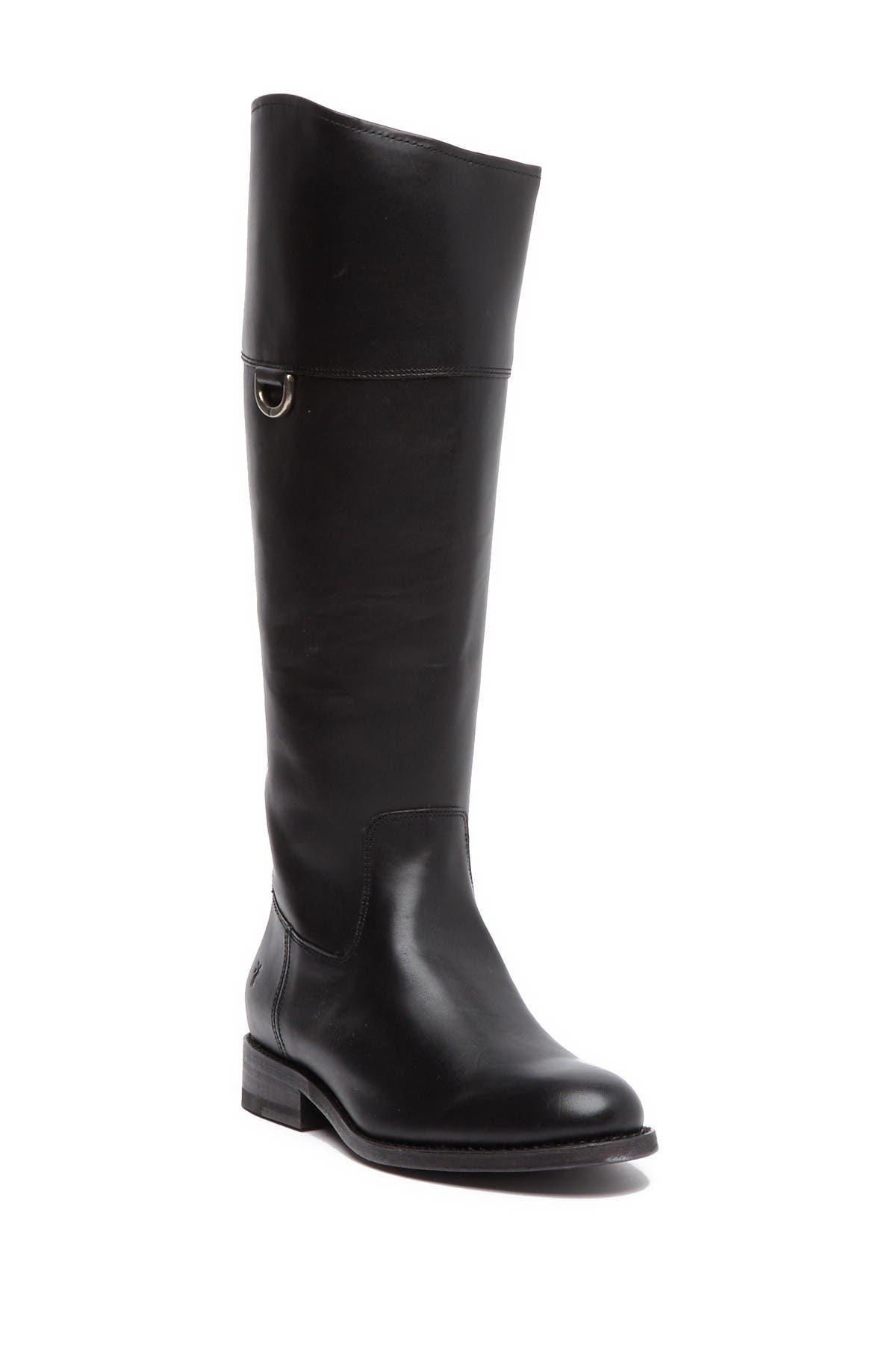 Frye   Jayden D Ring Boot - Wide Calf