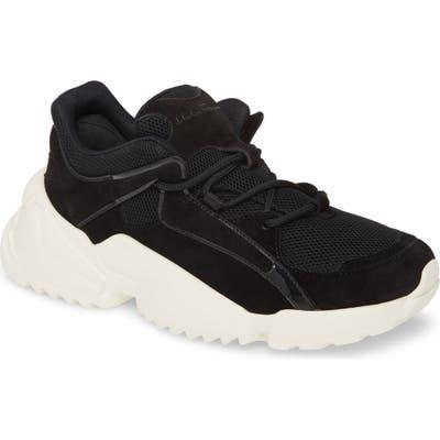 Salvatore Ferragamo Skylar Sneaker - Black