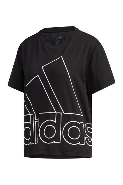 Image of adidas Brand Print Short Sleeve T-Shirt