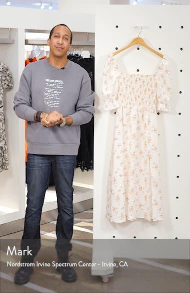 Marabella Linen Dress, sales video thumbnail