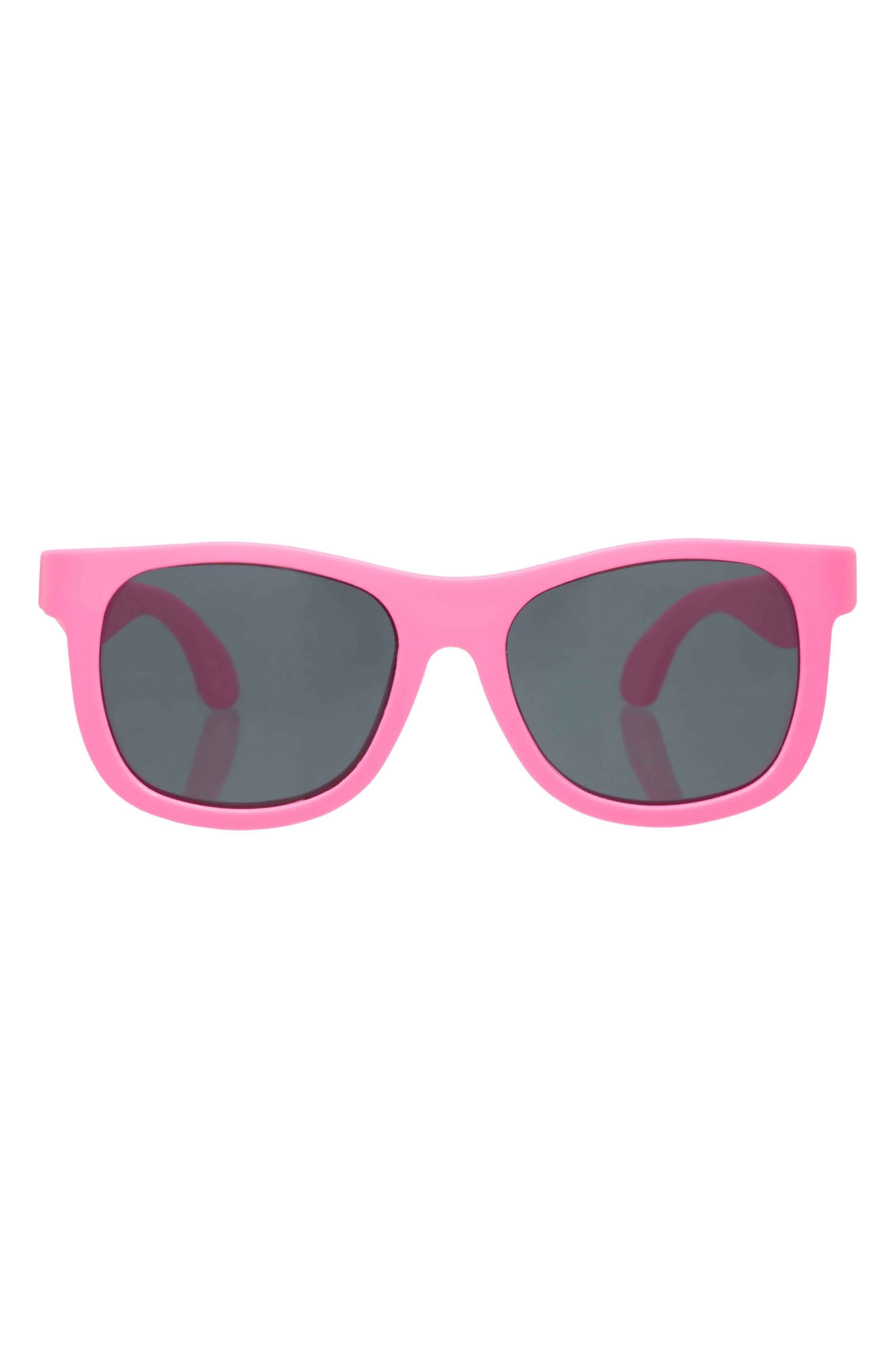 Toddler Babiators Original Aviator Sunglasses  Think Pink