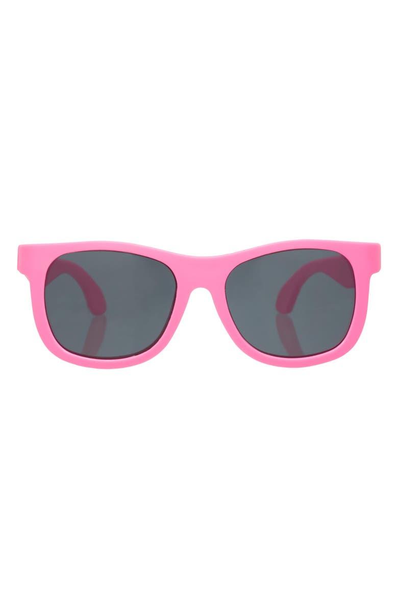 BABIATORS Original Aviator Sunglasses, Main, color, THINK PINK