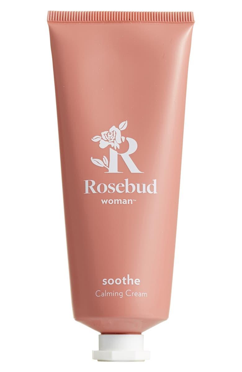 ROSEBUD WOMAN Soothe Calming Cream, Main, color, NONE