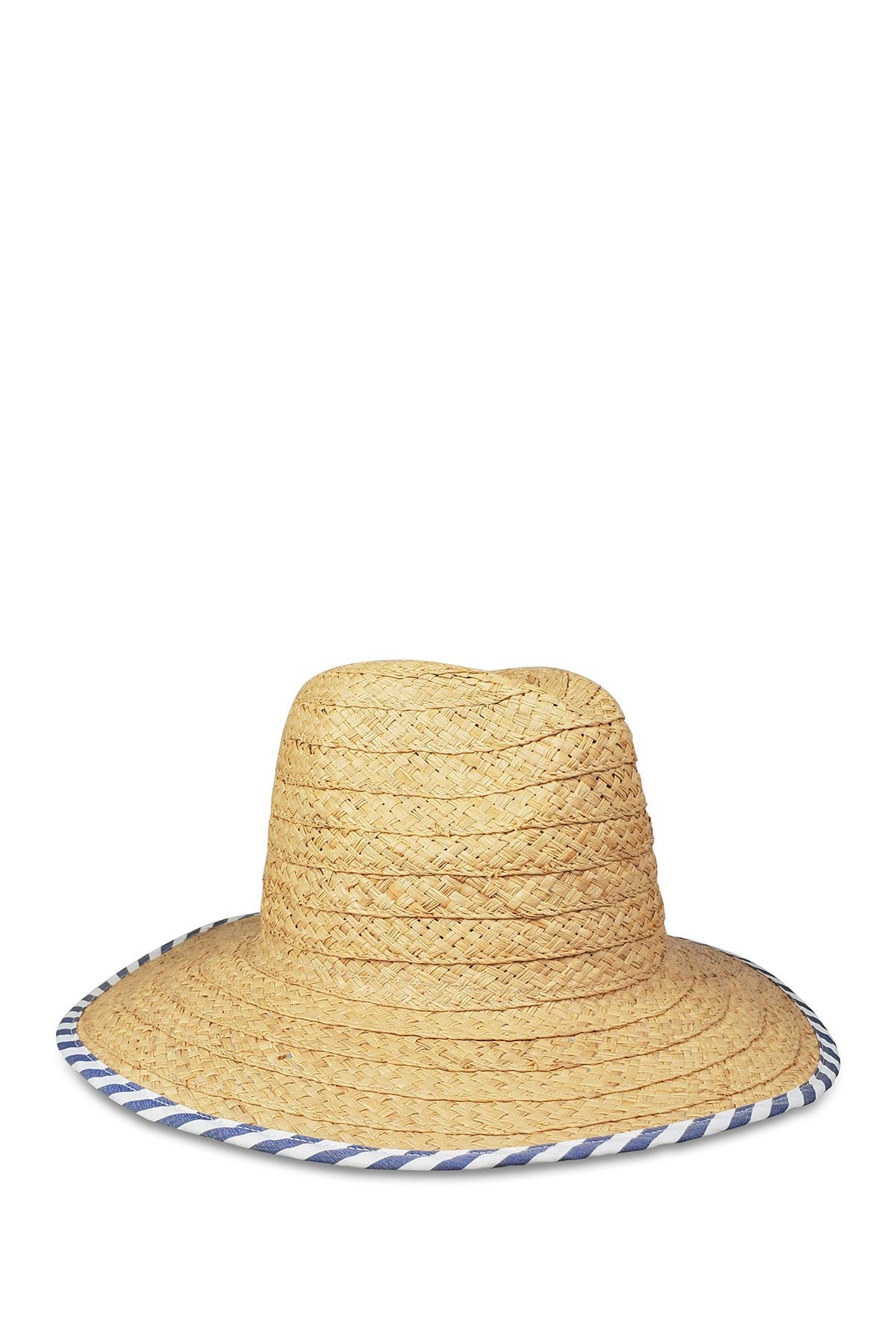 Image of Hat Attack On The Edge Rancher Raffia Hat
