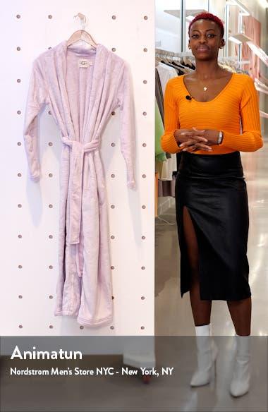 Marlow Double-Face Fleece Robe, sales video thumbnail