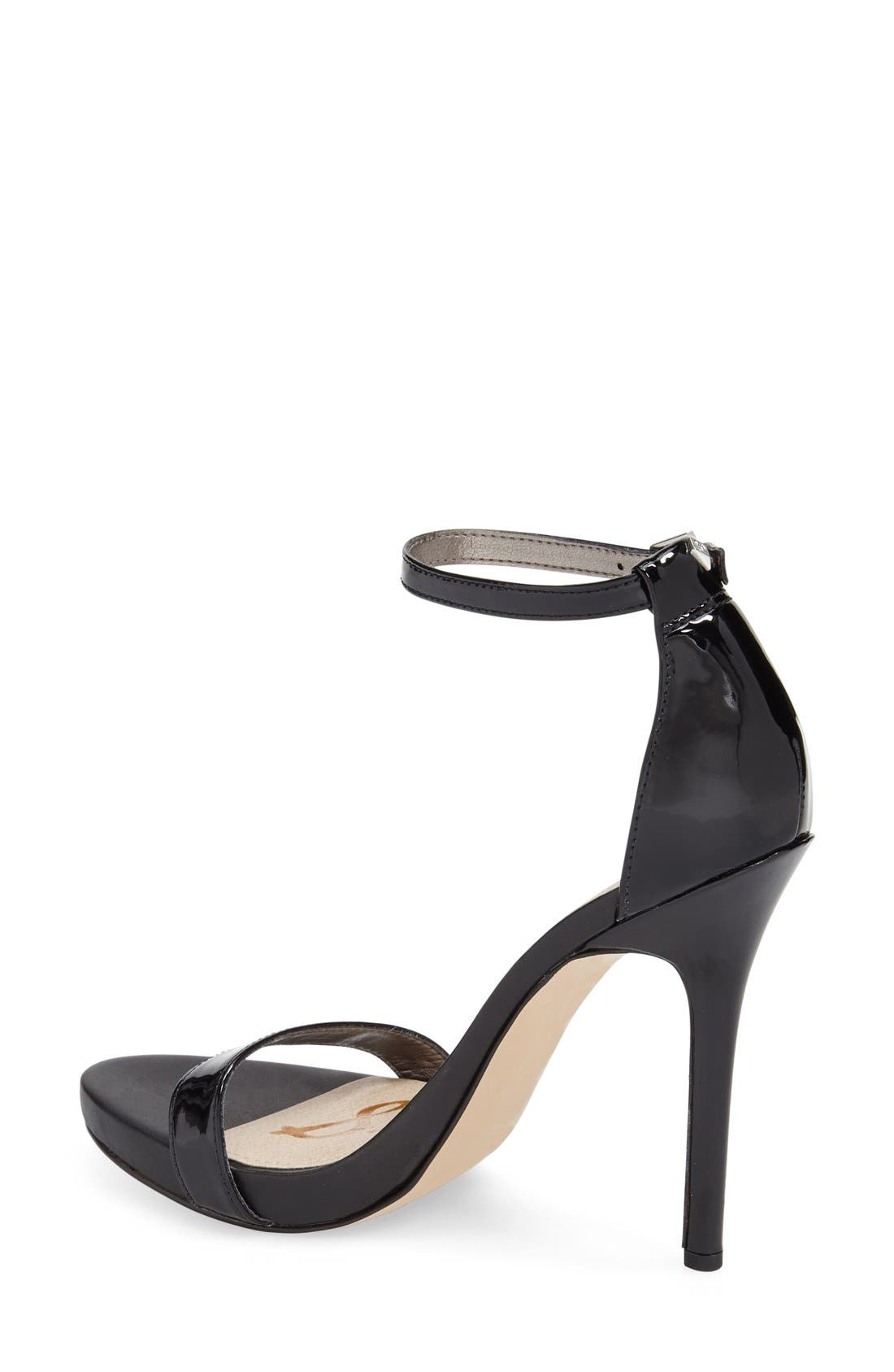 ,                             'Eleanor' Ankle Strap Sandal,                             Alternate thumbnail 26, color,                             005