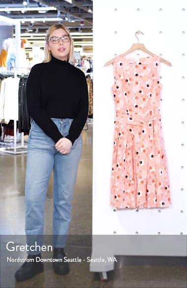 Malibu Bluffs Fit & Flare Dress, sales video thumbnail