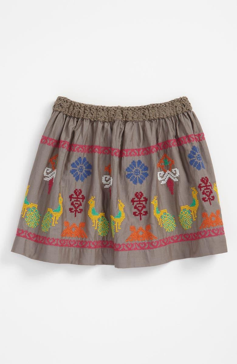 PEEK AREN'T YOU CURIOUS Peek 'Frida' Skirt, Main, color, 270