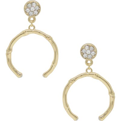 Ettika Crescent Drop Earrings (Nordstrom Online Exclusive)