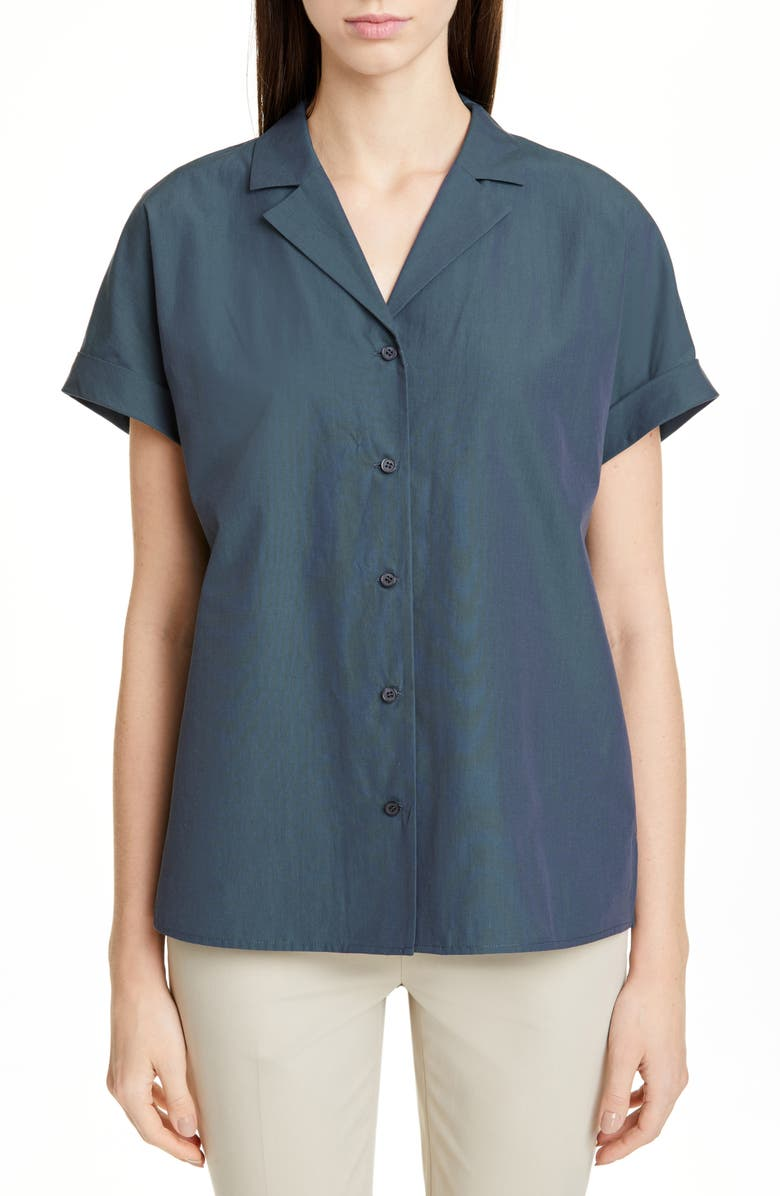 LAFAYETTE 148 NEW YORK Beatrice Shirt, Main, color, 400