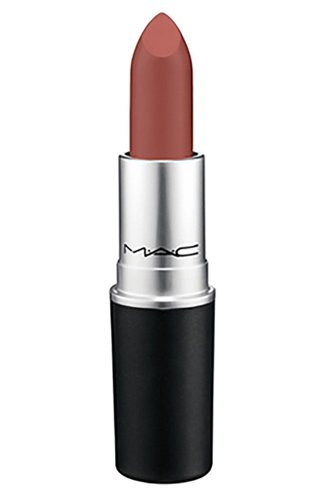 ,                             MAC Strip Down Nude Lipstick,                             Main thumbnail 68, color,                             093