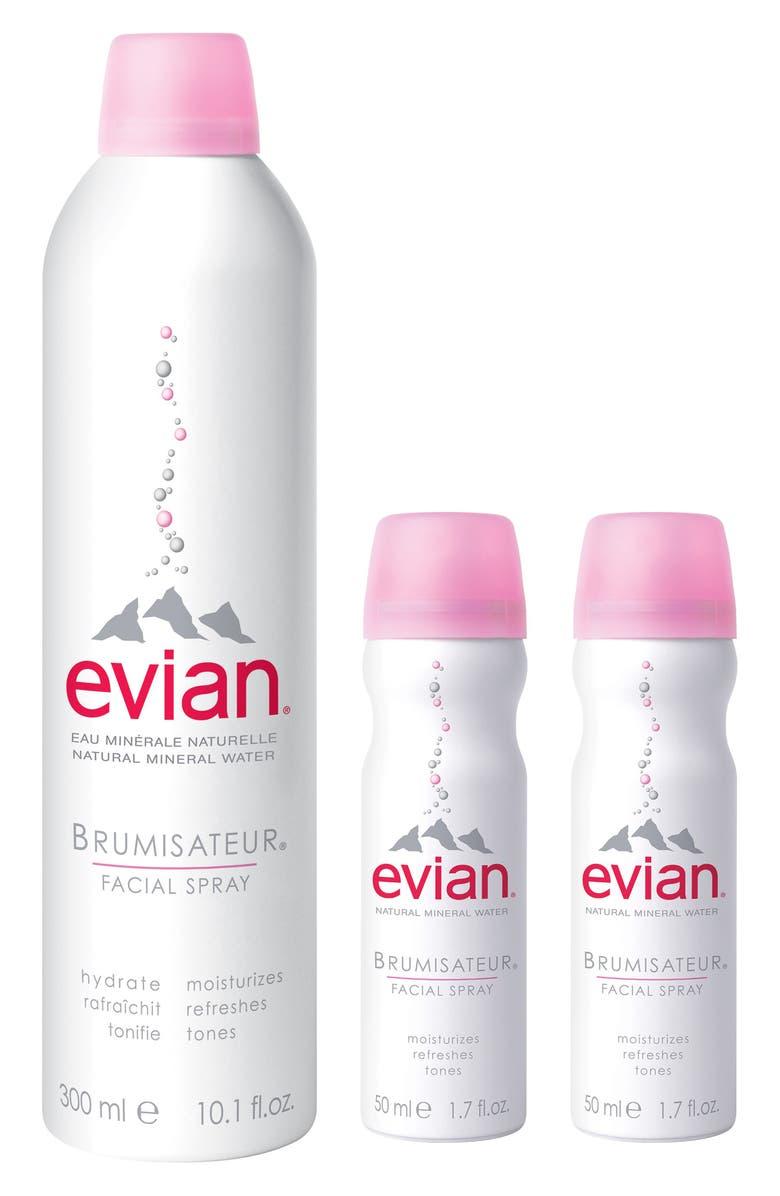EVIAN <sup>®</sup> Facial Water Spray Set, Main, color, 000