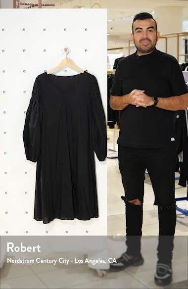 Balboa Smocked Sleeve Midi Dress, sales video thumbnail
