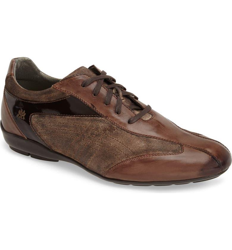 MEZLAN 'Vega' Sneaker, Main, color, MOCHA/ TAUPE