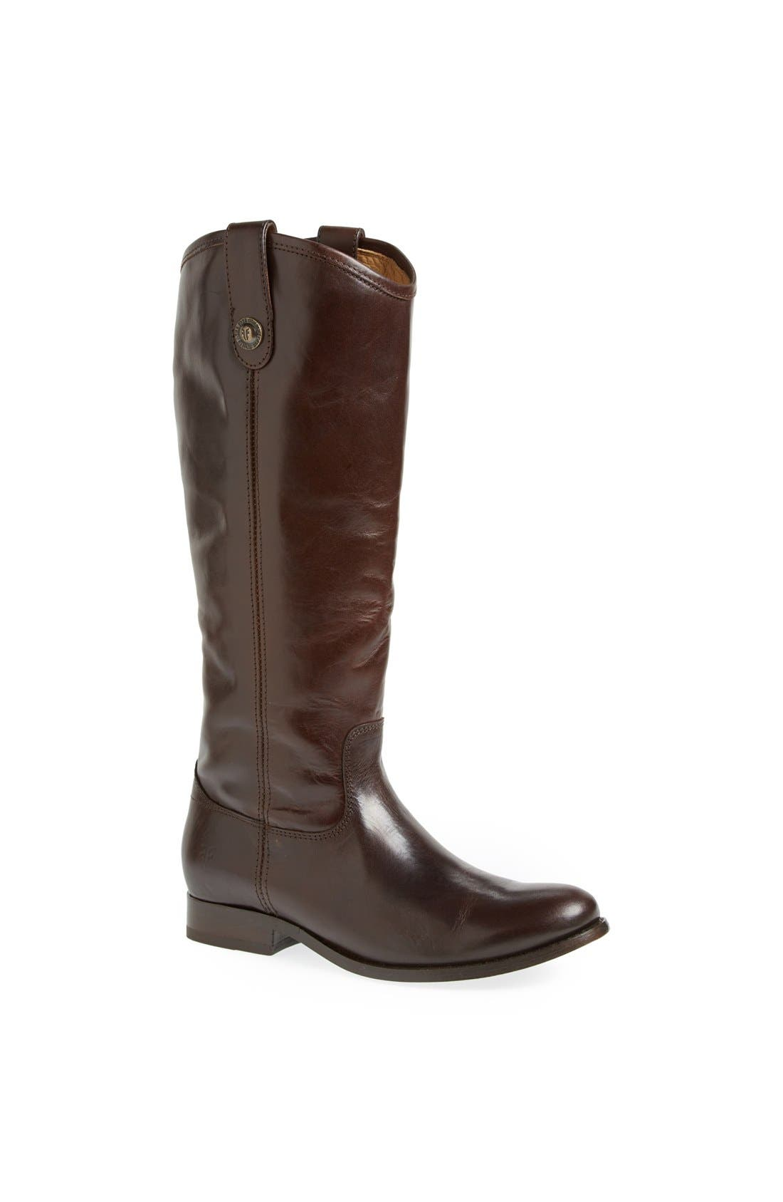 ,                             'Melissa Button' Leather Riding Boot,                             Main thumbnail 94, color,                             220