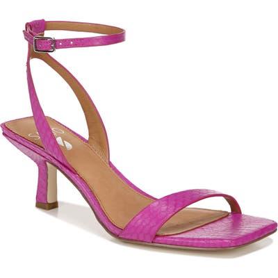 Sarto By Franco Sarto Bona Ankle Strap Sandal, Pink