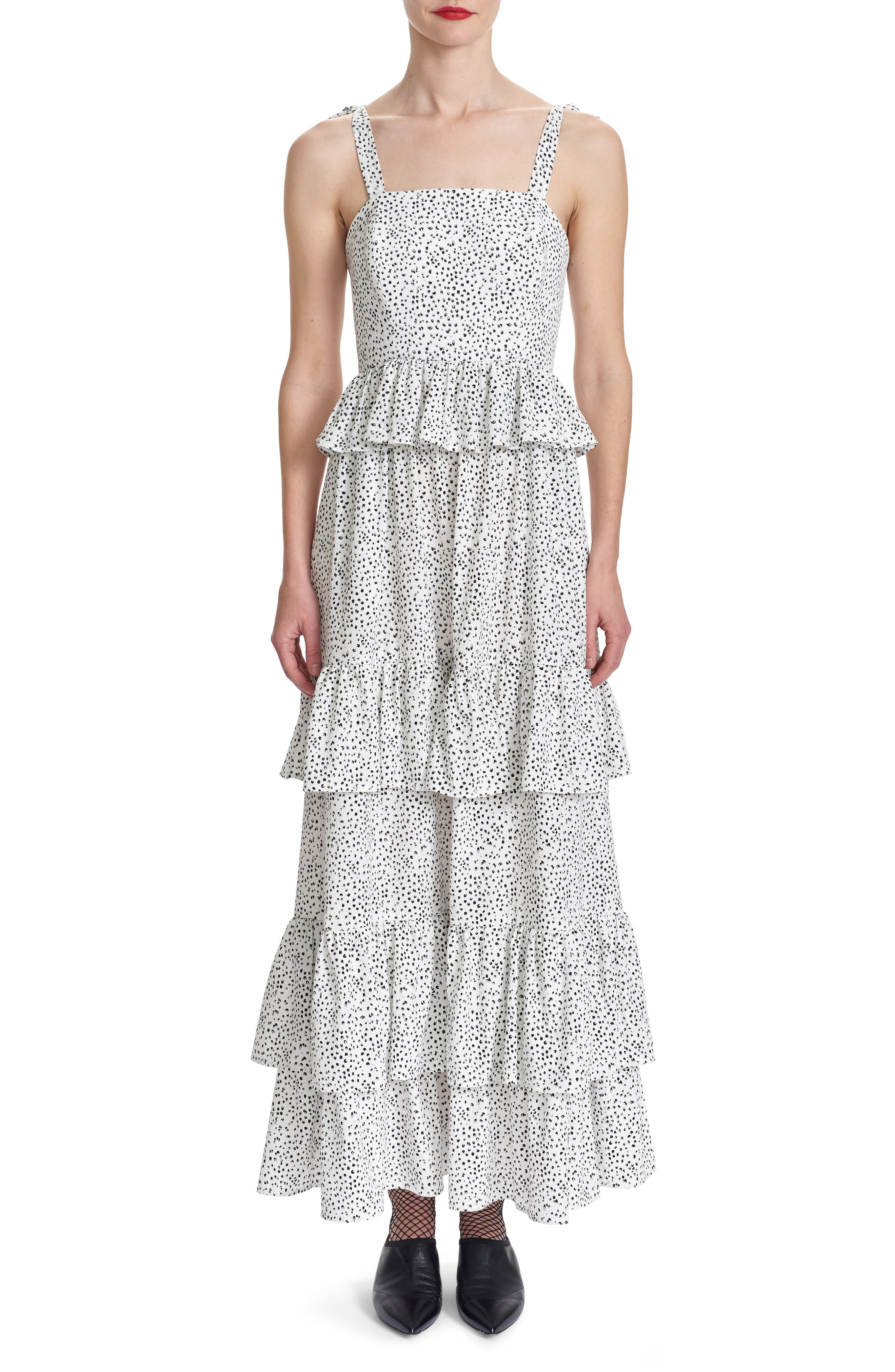 Marisol Sleeveless Maxi Dress