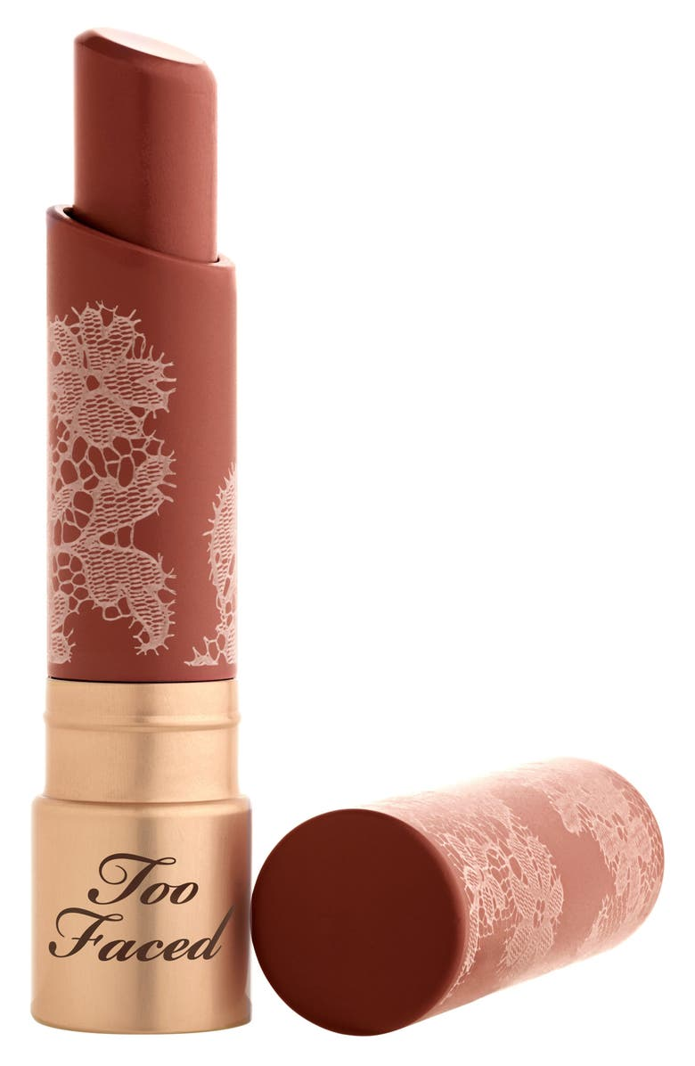 TOO FACED Natural Nudes Lipstick, Main, color, POUT ABOUT IT