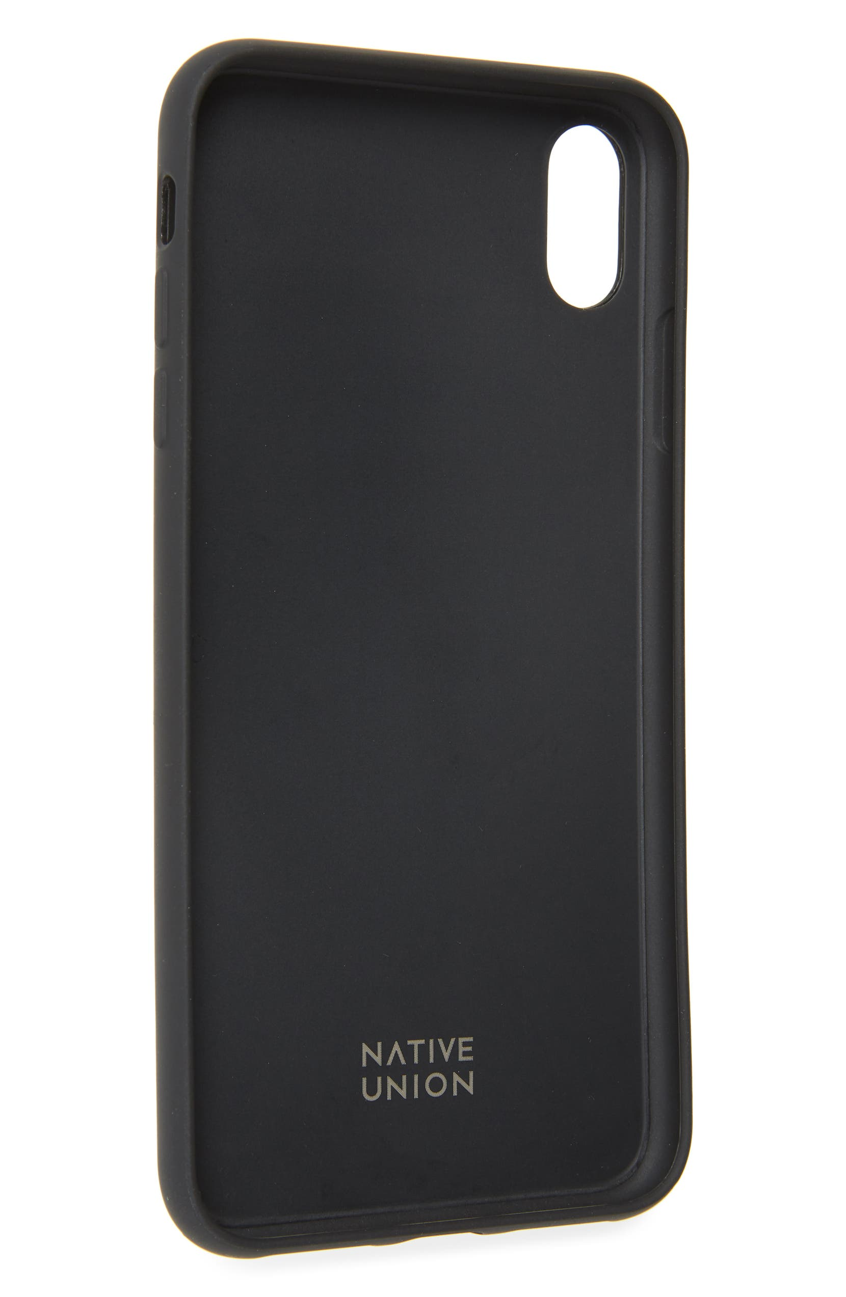 wholesale dealer 7af75 6718e Native Union Leather Card iPhone XS Max Case | Nordstrom