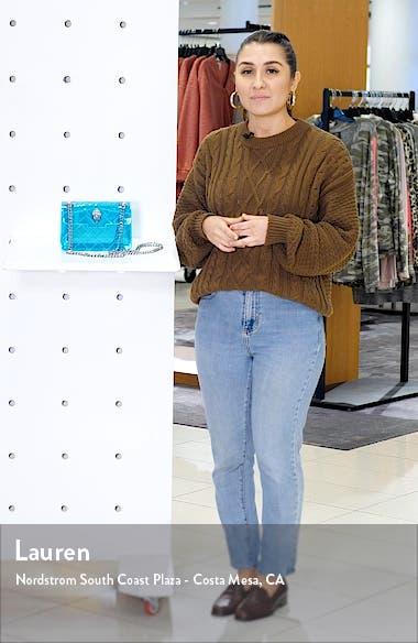 Rainbow Shop Mini Kensington Transparent Shoulder Bag, sales video thumbnail