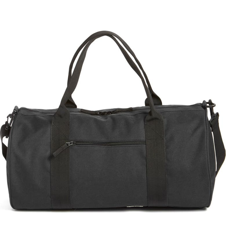WESC 'Hemi' Duffel Bag, Main, color, 001