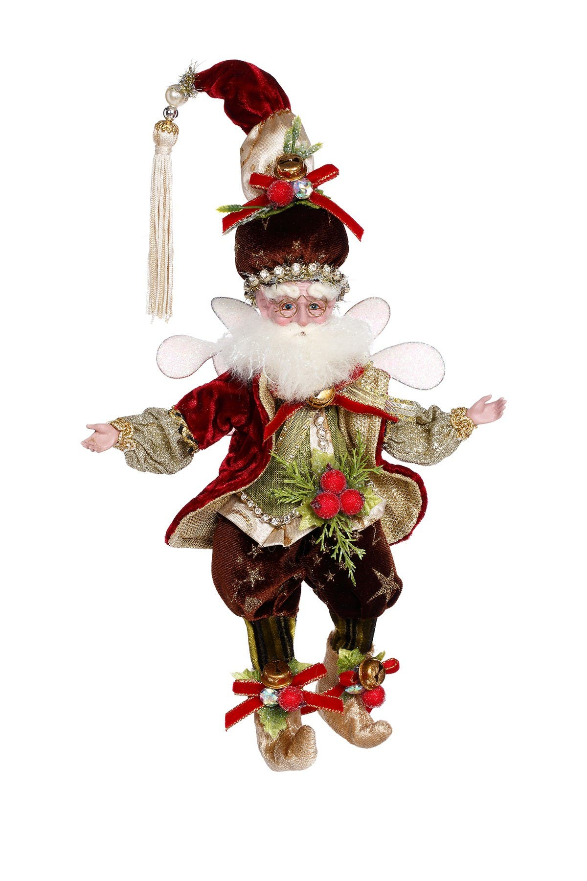 Image of Mark Roberts Teddybear Fairy - Small