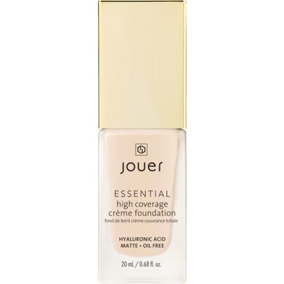 Jouer Essential High Coverage Creme Foundation - Pearl