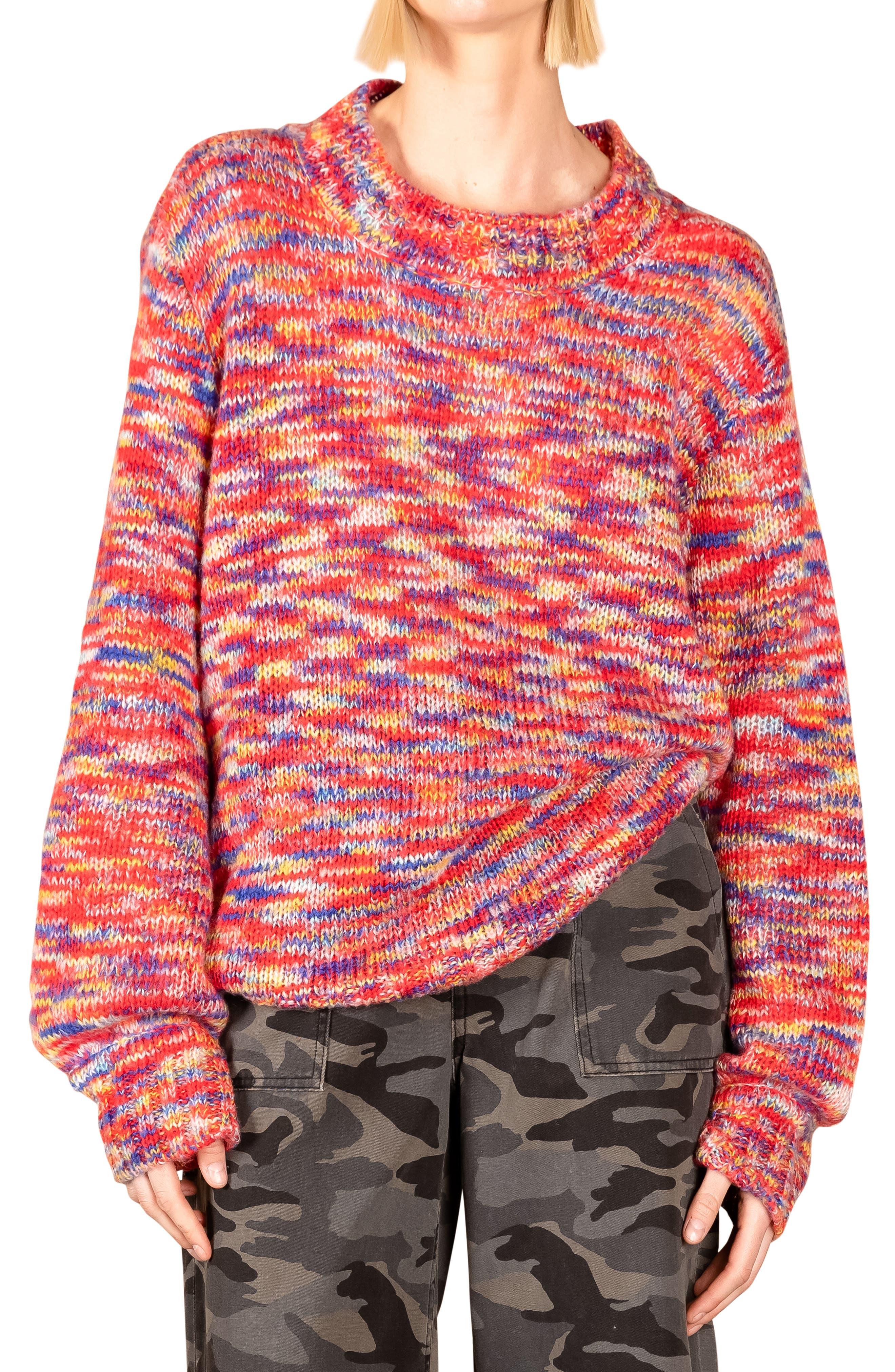 Beach Break Space Dye Sweater