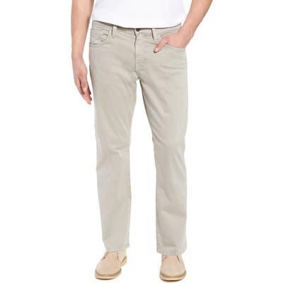 Mavi Jeans Matt Relaxed Fit Twill Pants, Grey