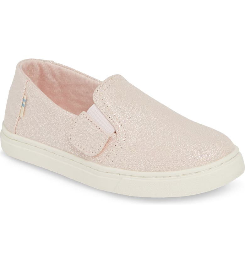 TOMS Luca Slip-On Sneaker, Main, color, PINK