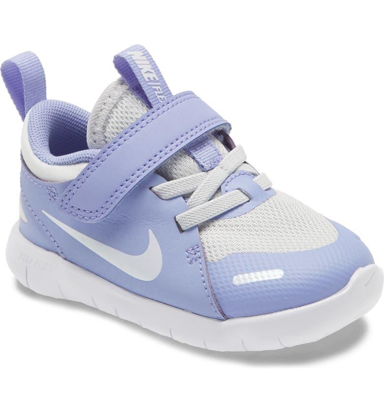 NIKE Flex Contact 4 Sneaker, Main, color, PHOTON DUST/ WHITE-THISTLE