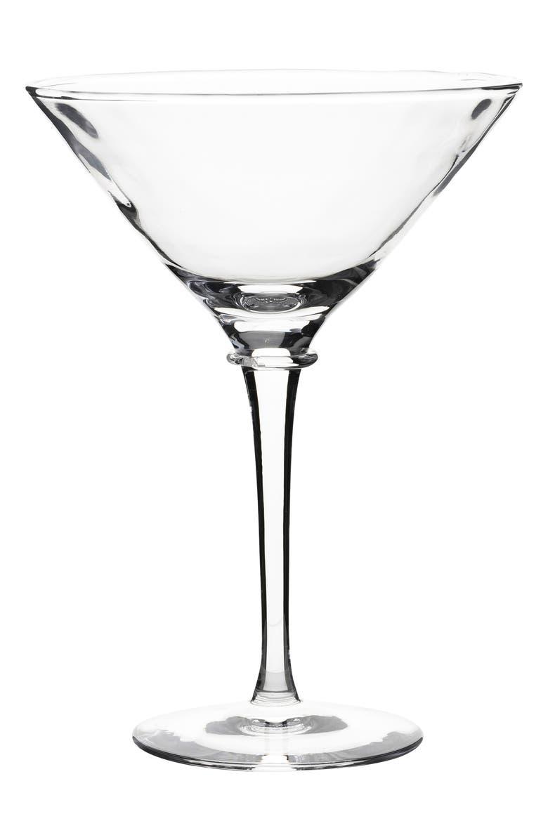 JULISKA Carine Martini Glass, Main, color, 100