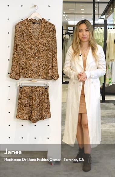 Satin Nightshirt Pajamas, sales video thumbnail