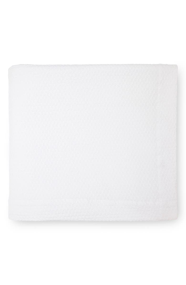 SFERRA Merisso Blanket, Main, color, WHITE