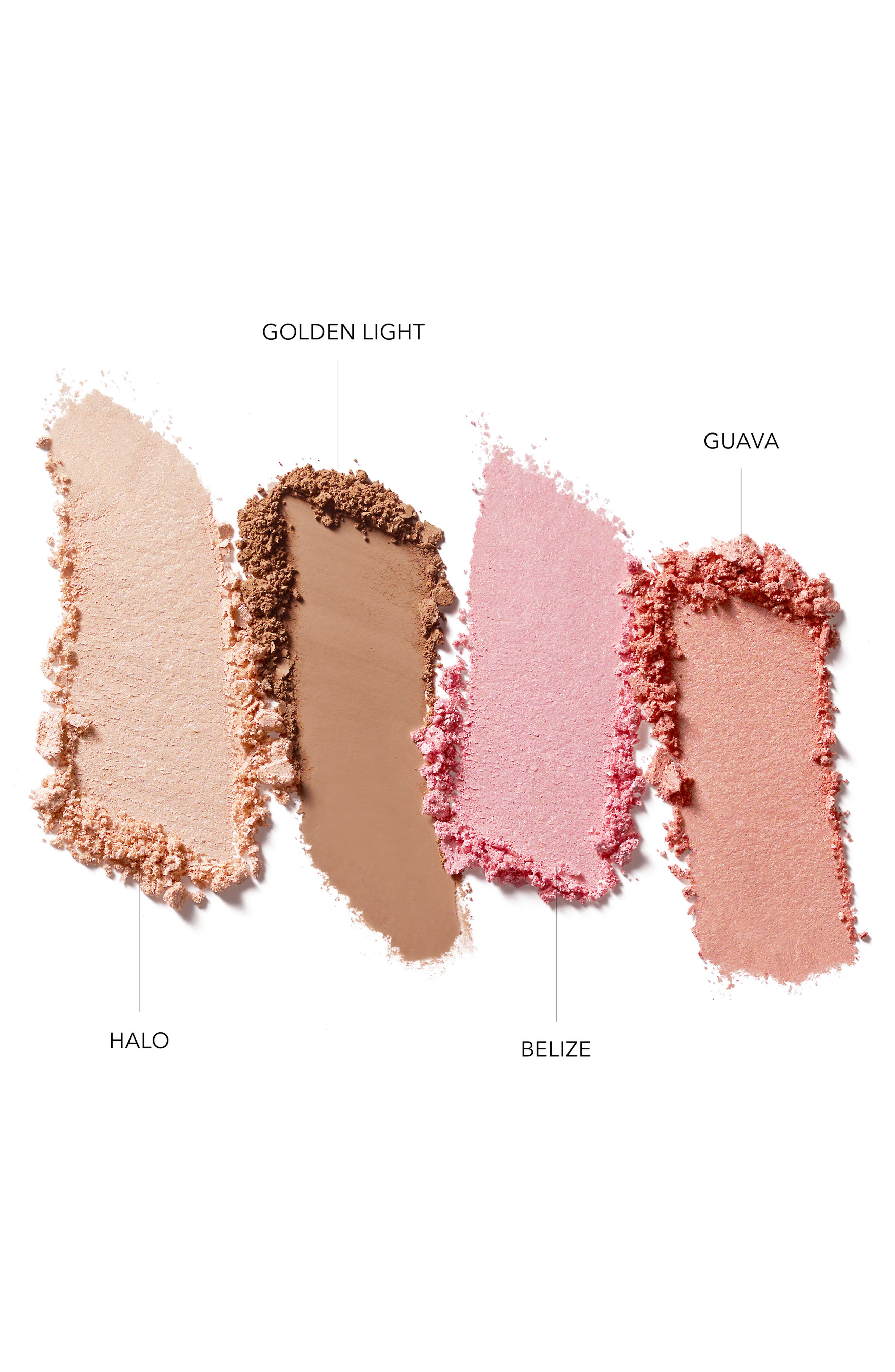 ,                             Take It To Glow Highlight & Bronzing Powder Palette,                             Alternate thumbnail 4, color,                             NO COLOR
