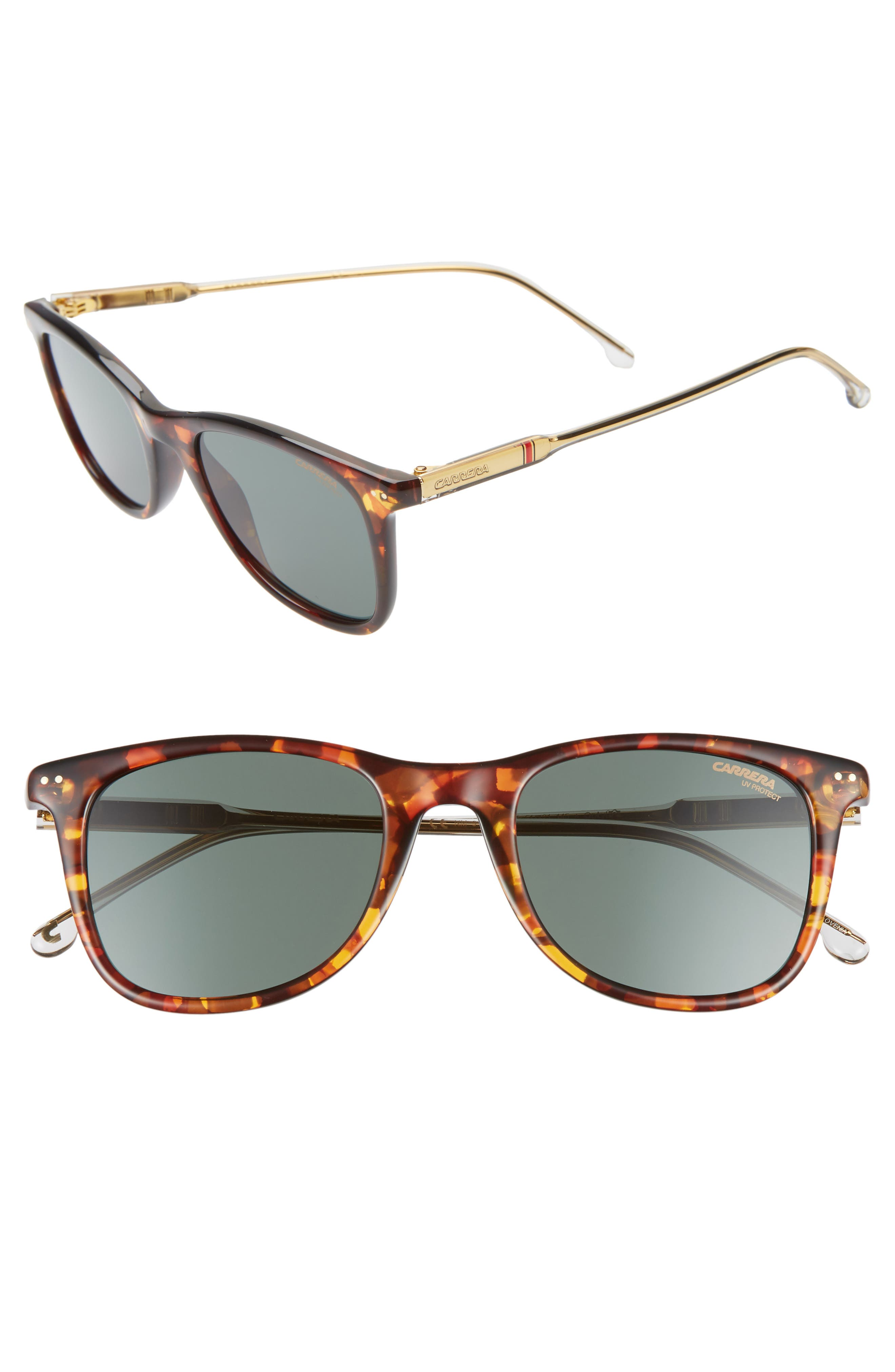 Carrera Eyewear 51Mm Sunglasses - Dark Havana