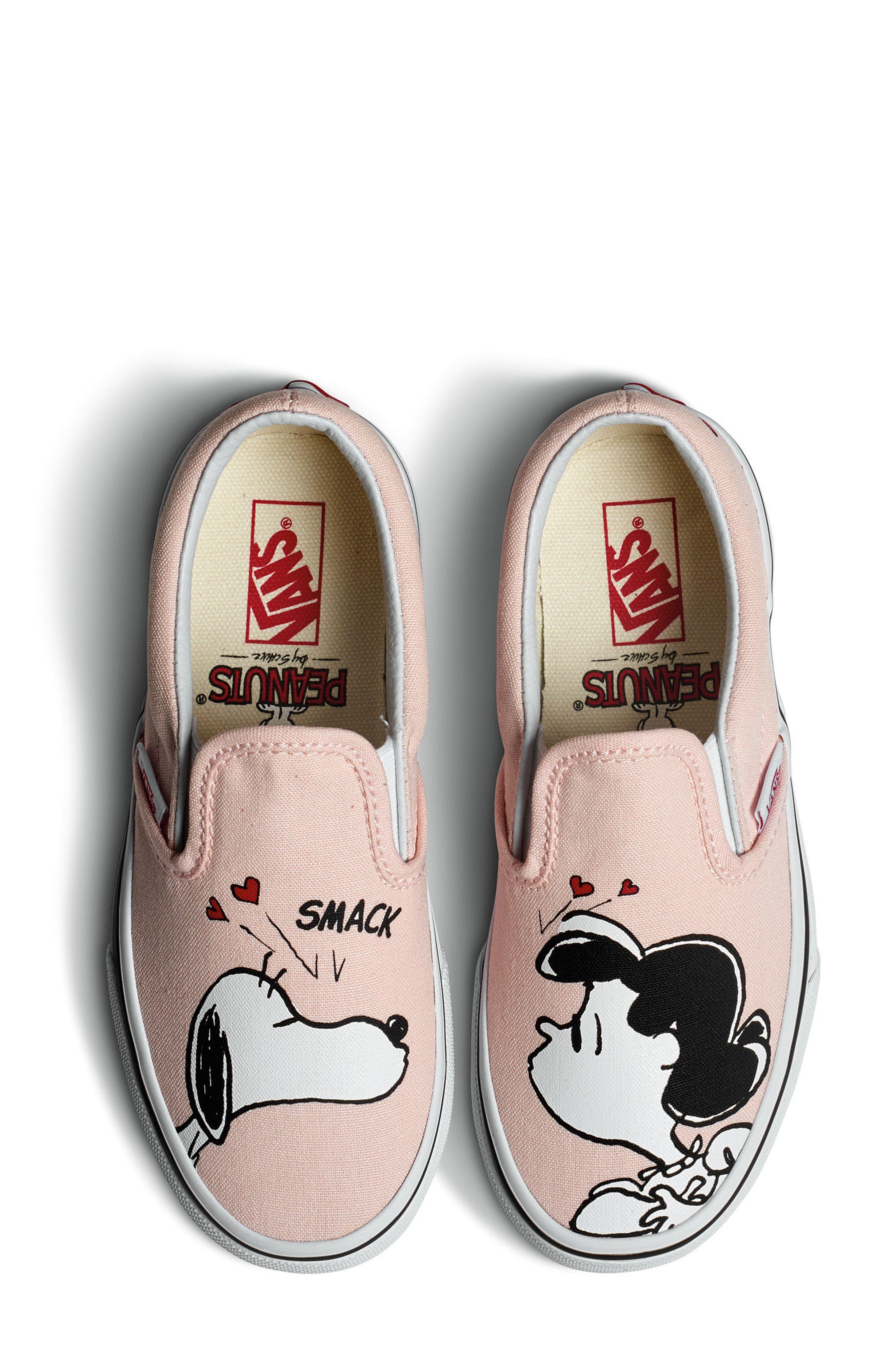 ,                             Classic Slip-On Sneaker,                             Alternate thumbnail 425, color,                             658