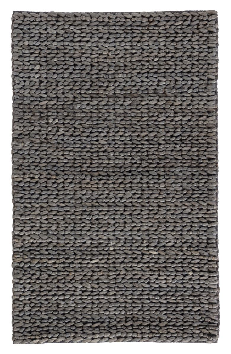 DASH & ALBERT Woven Jute & Cotton Rug, Main, color, 021