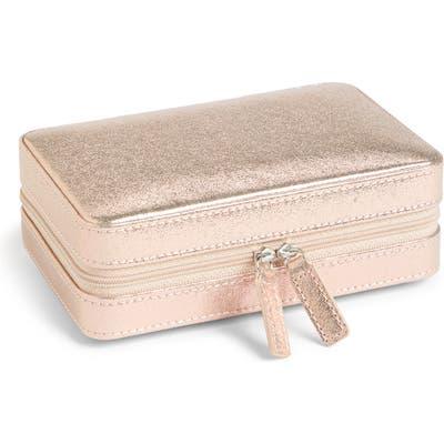 Nordstrom Travel Jewelry Box - Pink