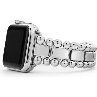 Lagos Smart Caviar Stainless Steel Watch Bracelet For 38/40Mm Apple Watch
