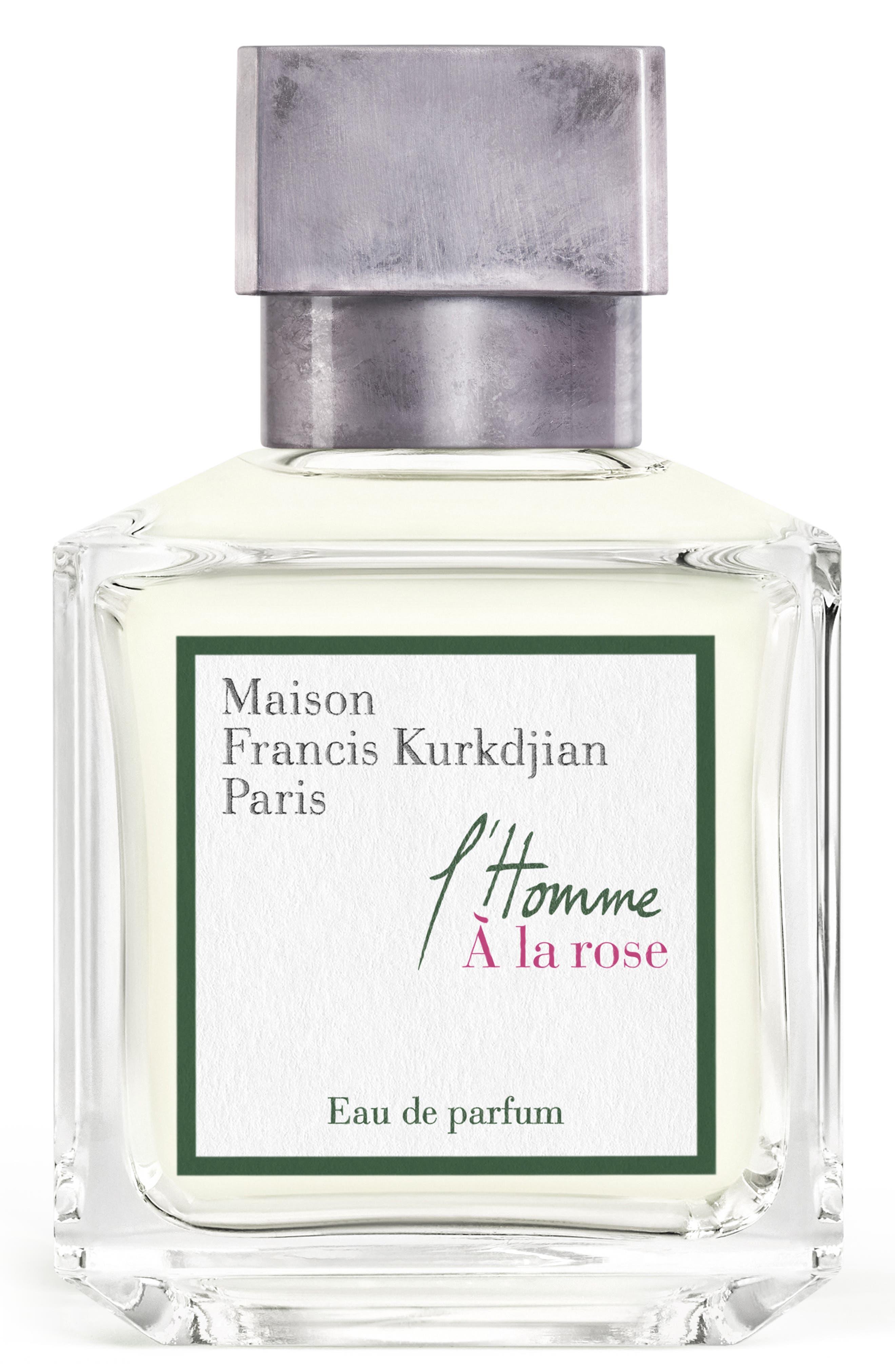 Paris L'Homme A La Rose Eau De Parfum