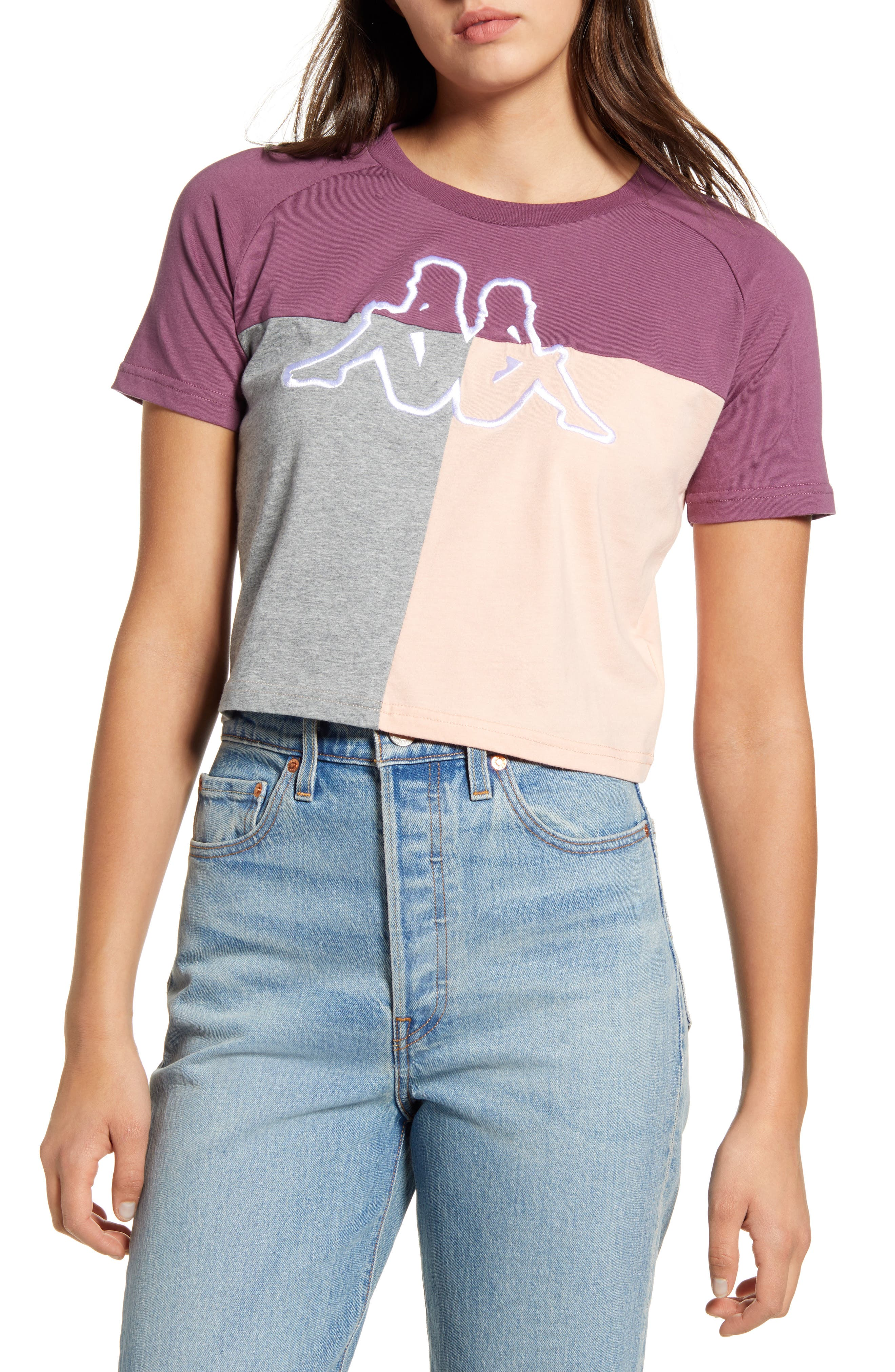 Image of Kappa Active Logo Batiz T-Shirt
