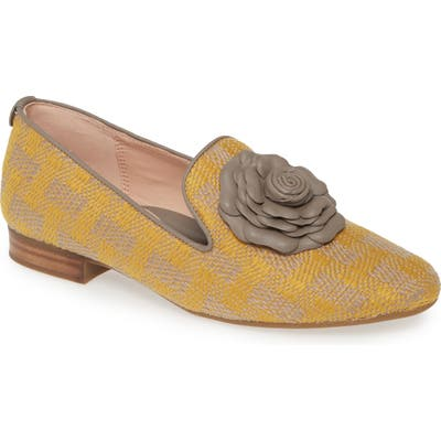 Taryn Rose Brigitta Loafer- Yellow