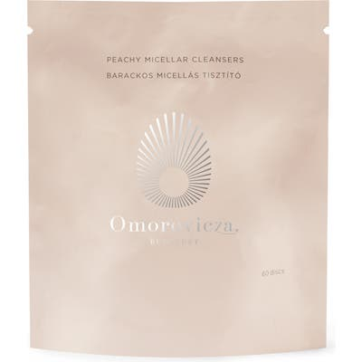 Omorovicza Peachy Micellar Cleansers Refill Pack